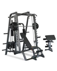 Smith Machine Titanium Strength 680T Total