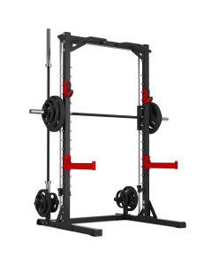 Titanium Strength Evolution Deluxe Smith Machine y Rack