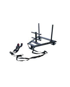 Primal Strength Stealth Commercial Fitness Premium Trineo de Arrastre