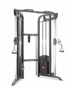 Titanium Strength Dual Adjustable pulley 820DP